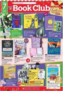 Book club scholastic issue 3 2019